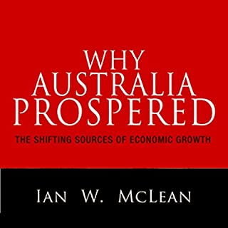 Why Australia Prospered cover art