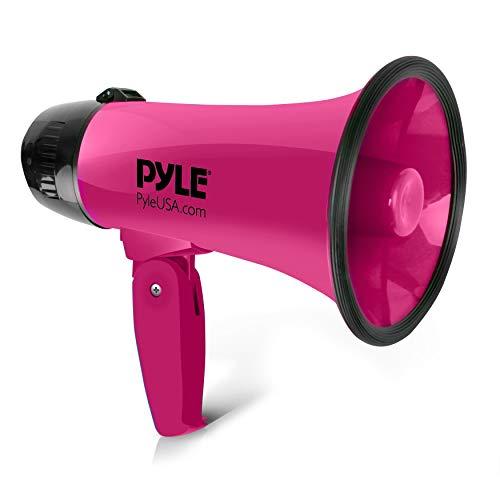 Pyle Megafon-Lautsprecher PA, 0, rose