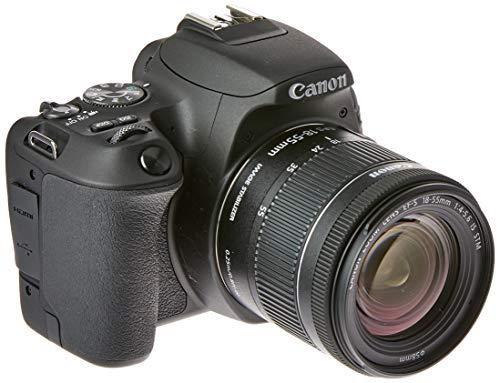 Câmera Digital EOS Rebel SL2 EF-S 18-55mm f/4-5.6, Canon, Preto