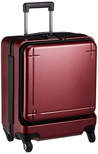 [プロテカ] スーツケース 日本製 マックスパス3 3年保証付 ストッパー付 機内持ち込み可 保証付 40L 45 cm ...