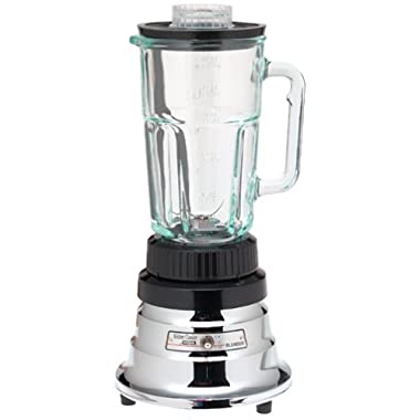 Waring WPB05 Professional Kitchen Blender, Chrome