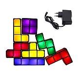KEBY LED Nachtlicht Kreative Diy Tetris Licht led smart light tischlampe Schreibtisch Nachtlicht...