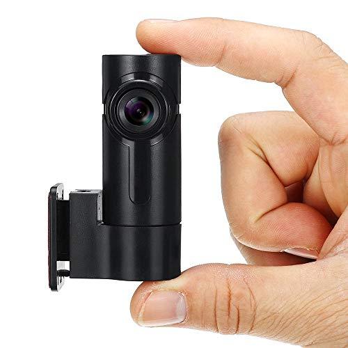 LJPzhp - Videocamera da cruscotto per auto, 1080p, DVR, visione notturna, 24 ore, monitoraggio...