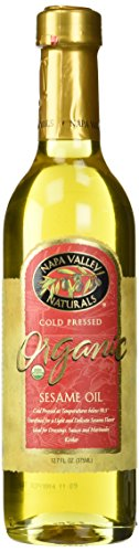 Napa Valley Naturals Oil Sesame Cold Pressed, 12.7 oz