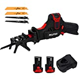 Best Reciprocating Saws - PULITUO Reciprocating Saw,Cordless Saw with Clamping Jaw,2x2000mAh Batteries,0-2700RPM Review