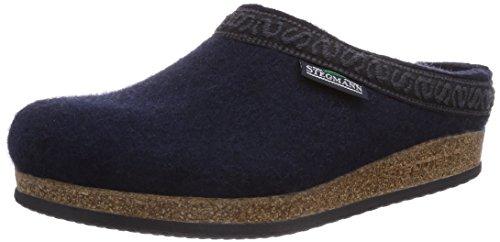 Stegmann Unisex-Erwachsene 108 Pantoffeln, Blau (navy 8803), 41 EU