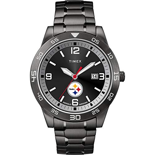 Timex Men's TWZFSTEMM NFL Acclaim Pittsburgh Steelers Watch
