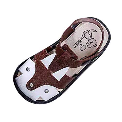 YWLINK Sandalias Deportivas para Bebé NiñA Calzados Informales Antideslizantes Antideslizantes De Verano Zapatos De Playa Livianos Zapatos De Agujero 2020 Nuevas Botas De Lluvia Zapatillas De NiñOs