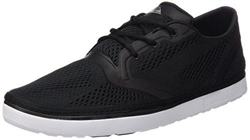 Quiksilver Herren AG47 Amphibian Shoes Sneakers, Schwarz (Black/Black/White XKKW), 41 EU