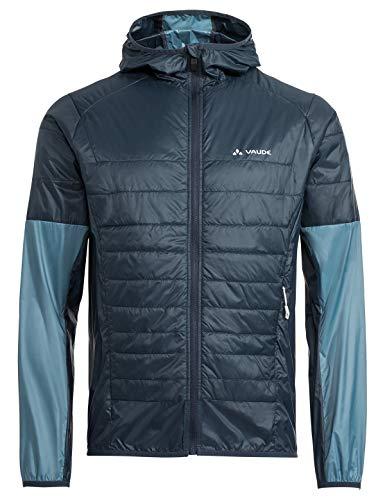 VAUDE Herren Minaki Light Fleece-Jacke, Steelblue, XL