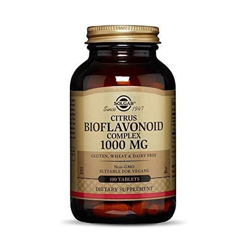 Solgar Bioflavonoides Cítricos Complex Comprimidos - Envase de 100