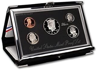 1998 mint proof set