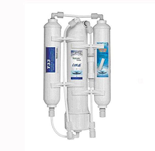 The Water Filter Men Osmoseur d'aquarium 3 étapes 100 GPD