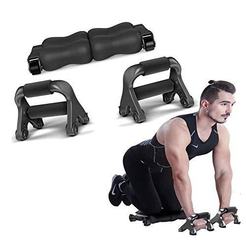 SISHUINIANHUA Sport Kern AB Roller Fitnessausrüstung, Profi-Rad-Roller unterstützt, Bauch-Workout-Maschine, Ideal Herren Damen Startseite