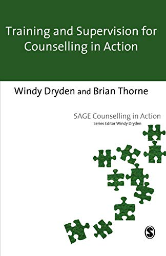 Training and Supervision for Counselling in Action PDF Books