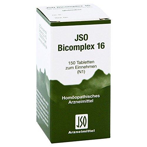 JSO-Bicomplex Heilmittel Nr.16 150 St