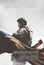 WMG American Sniper - Movie Poster (Thick) (Size: 24