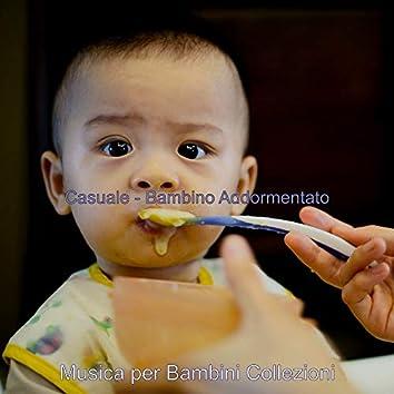 Casuale - Bambino Addormentato