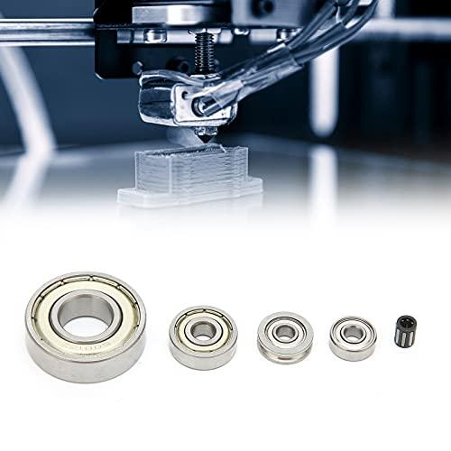 Printer Bearings, Bearing Steel Bearing with 5 Ball Bearings for Engineer for Printers
