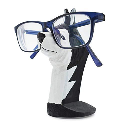 VIPbuy hand gesneden hout brillen Bril Zonnebril Houder Stand Dierlijke Vorm Thuis Bureau Décor Gift