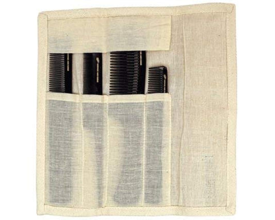 資格肖像画経済的Suavecito Professional Handmade Comb Kit [並行輸入品]
