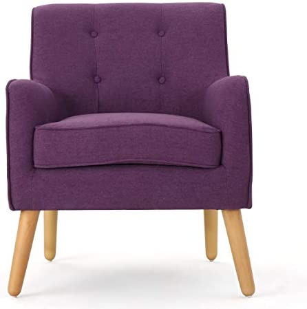 Top 10 Best Purple Accent Chairs of The Year 2020, Buyer Guide With Detailed Features