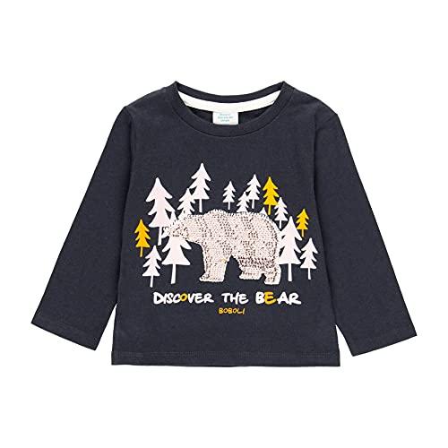 boboli Camiseta Punto Oso de bebé niño Modelo 323086