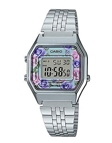 Casio Collection LA680WEA-2CEF Reloj de pulsera para Mujer, Verde