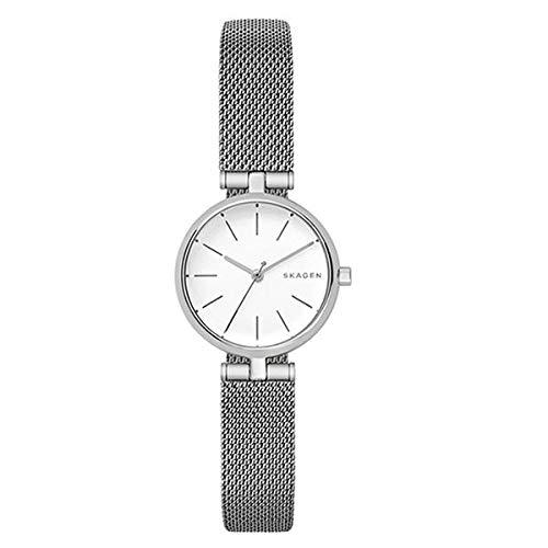 Skagen Damen Quarz Uhr mit Edelstahl Armband SKW2642