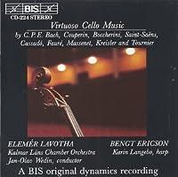 Virtuoso Cello Music