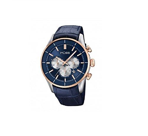 Reloj MÜSS de la Colección Nouvelle II para Hombre