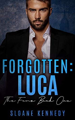 Forgotten: Luca (The Four Book 1) (English Edition)