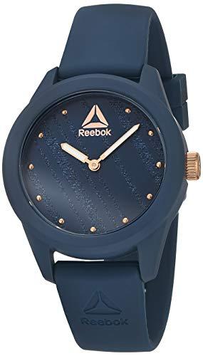 REEBOK Damen Analog Quarz Uhr mit Silikon Armband RD-SPR-L1-PNIN-N3