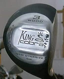 Cobra King Cobra Offset Fairway Wood 3 Wood 3W Callaway Stock Graphite Graphite Ladies Right Handed 42.75in