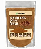 XPRS Nutra Yohimbe Bark Extract Powder - Natural Yohimbe Supplements for Men - Yohimbe Extract Powder Supports Mood, Metabolic Function, and Sexual Health (8 oz)