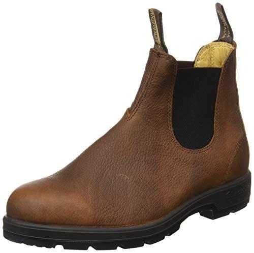 Blundstone Unisex 1445 Grizzly Brown Pebble Boot 10.5 M US Women / 8.5 M US Men