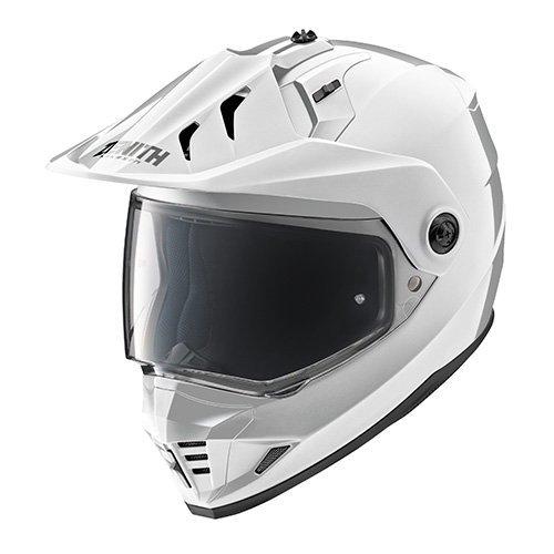 ヤマハ(YAMAHA) バイクヘルメット オフロード YX-6 ZENITH パールホワイト Lサイズ(59~60cm) 90791-1776L