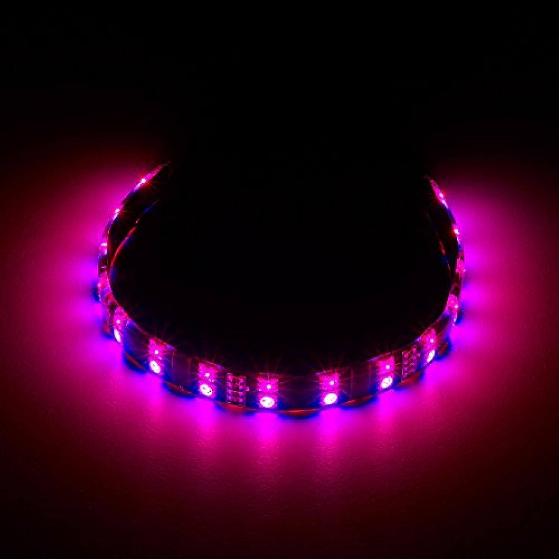 Cablemod Cable mod CM-LED-30-D30RGBU-R WideBeam Hybrid LED Strip 30cm - RGB UV