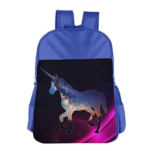 Always Be A Unicorn Children Schoolbag School Bag School Bagpack Bag For 4-15 Years Old Pink S2