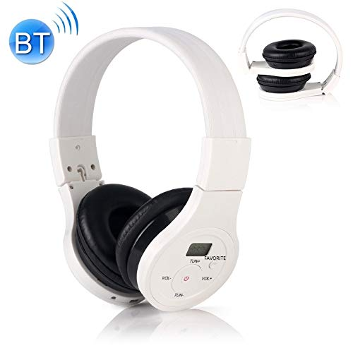 Egsfsop Egsfsop Portable Fm Radio Receiver Bluetooth Headset White Color White From Amazon Daily Mail