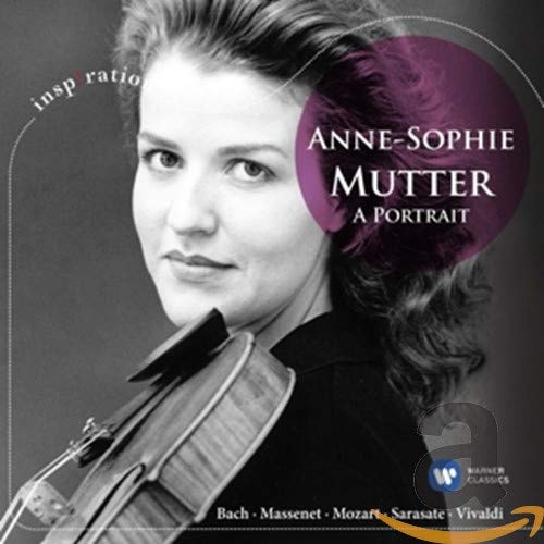 Anne-Sophie Mutter: a Portrait