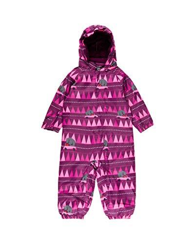 Color Kids - Combinaison de Neige - Bébé (garçon) 0 à 24 Mois - Violet - 86