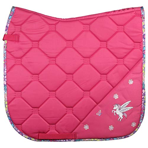 Busse Schabracke FLYING PONY, P-VS, pink