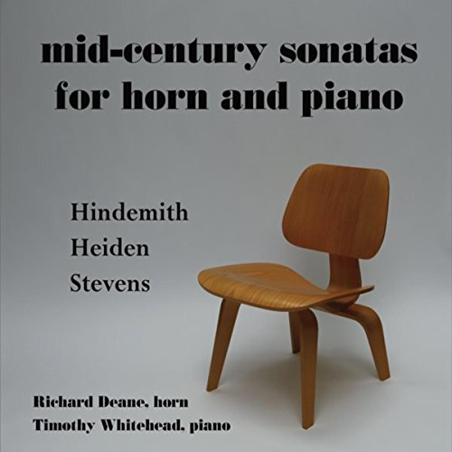 Mid-Century Sonatas for Horn and Piano