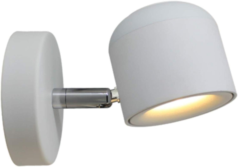 YIZHANGNordic einfache Wandlampe Schlafzimmer Nachttischlampe