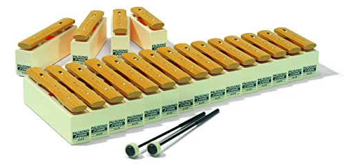 SONOR ソナー オルフ教育楽器 シロフォン・チャイム・バー 19音 SN-KS40PO1 【国内正規品】