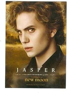 Jackson Rathbone trading card Twilight New Moon 2009 Summit #6 Jasper Hale