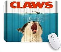 PATINISAマウスパッド 猫の爪 ゲーミング オフィス最適 高級感 おしゃれ 防水 耐久性が良い 滑り止めゴム底 ゲーミングなど適用 マウス 用ノートブックコンピュータマウスマット