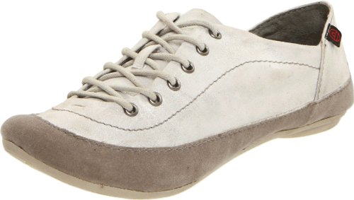 Big Buddha Women's Bean, Dusty Silver, 8 M US