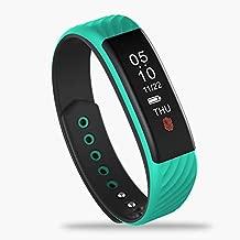 W810 pulsera inteligente monitor de ritmo cardíaco del sueño podómetro banda inteligente rastreador de ejercicios reloj inteligente deportivo para Android para iOS